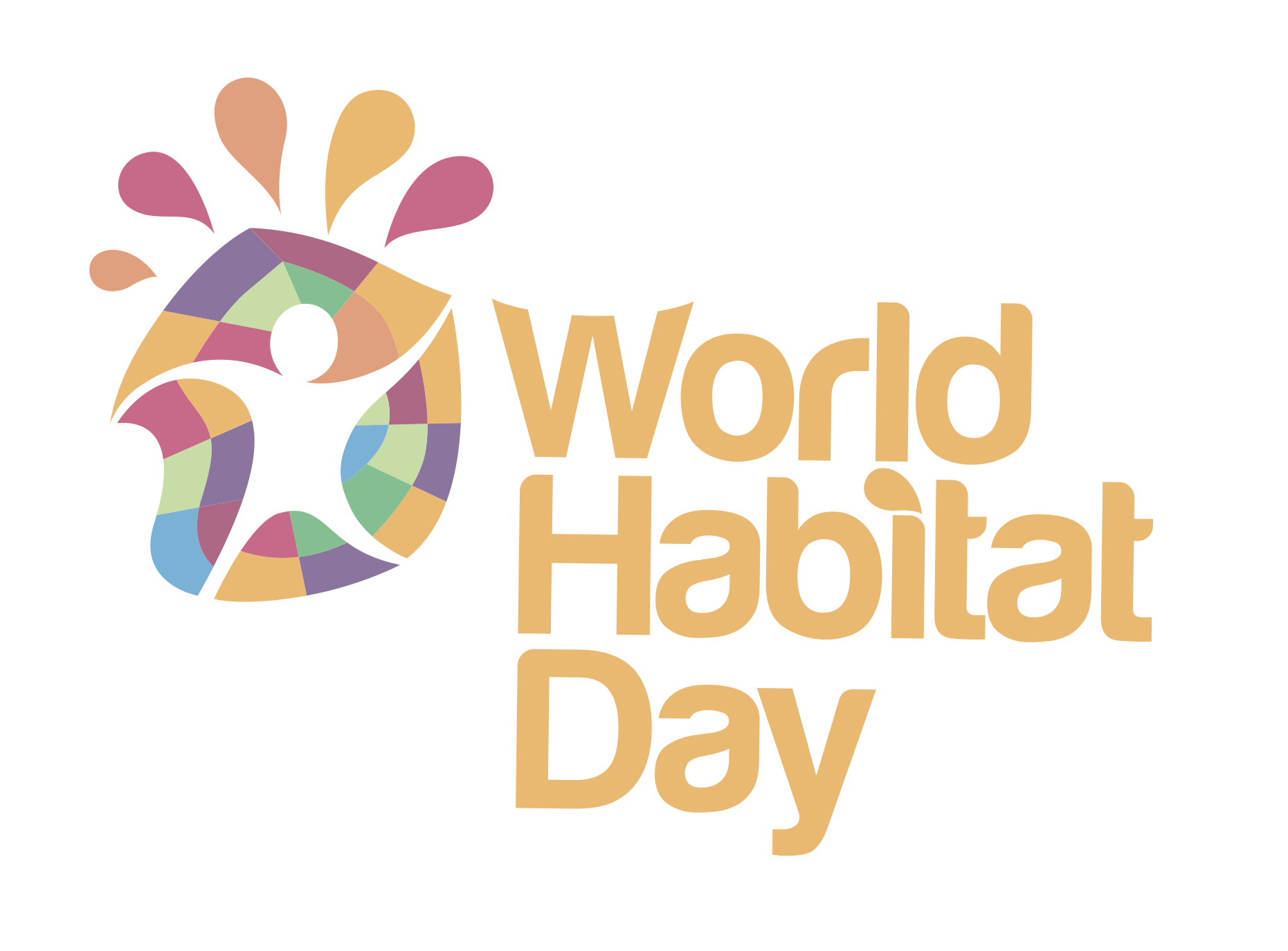 World Habitat Day logo