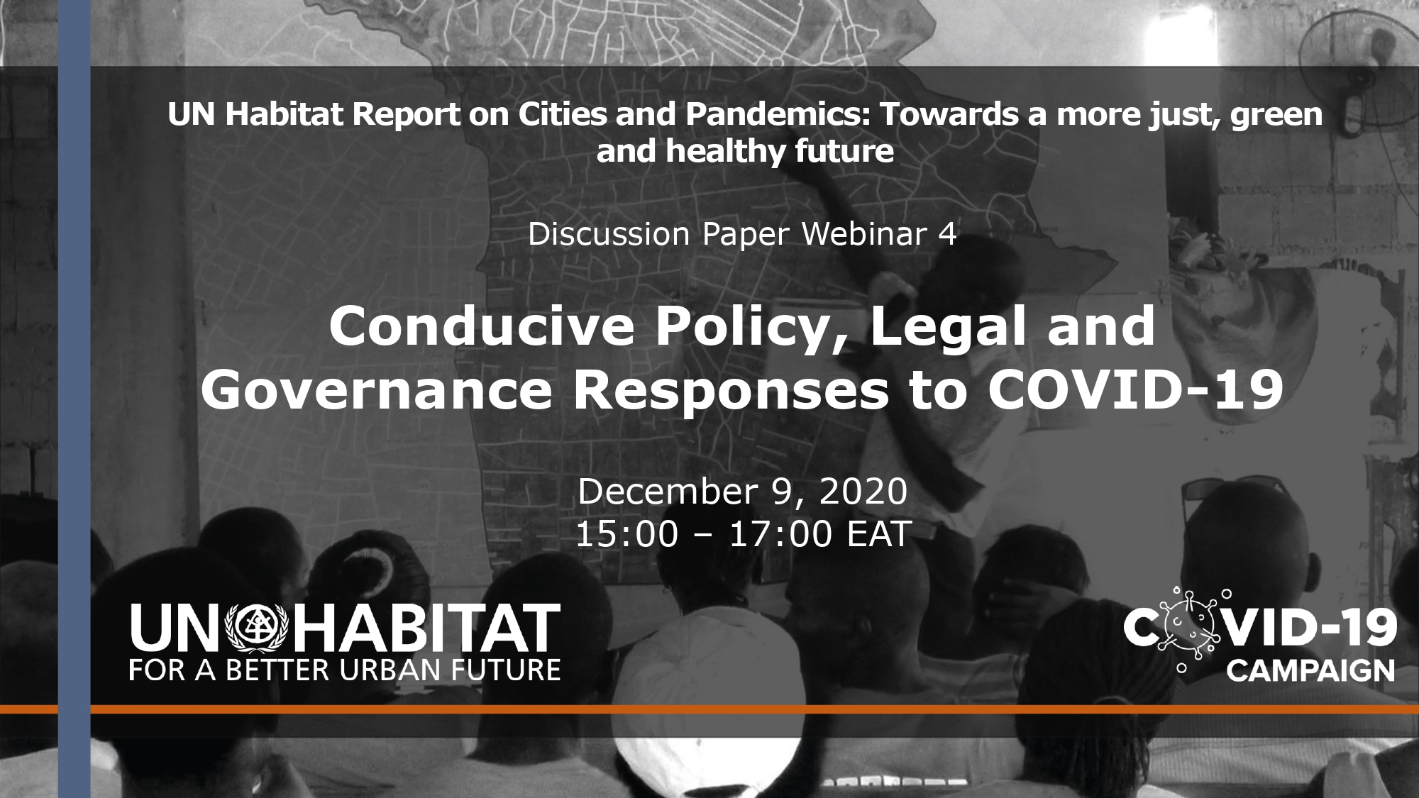 Discussion paper on Policy, Legal and Governance Responses to COVID-19