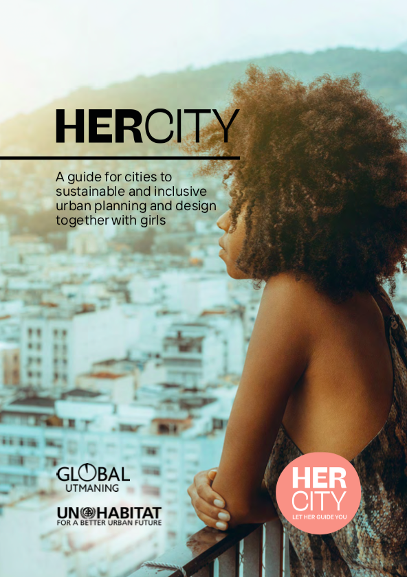 Launch of Her City – a digital platform to support girls' participation in urban planning