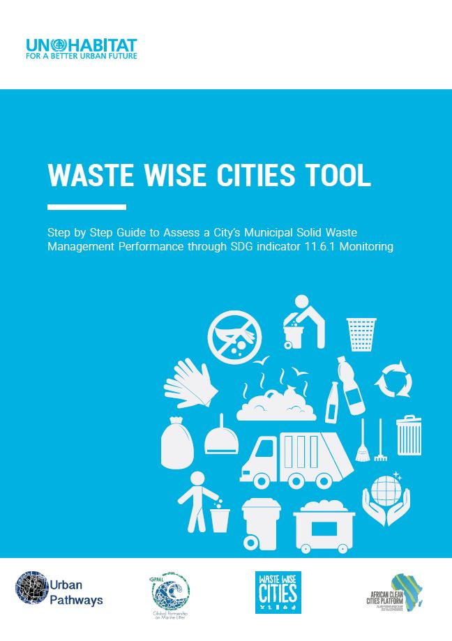 Waste Wise Cities tool cover page