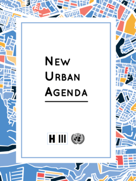 New Urban Agenda cover image
