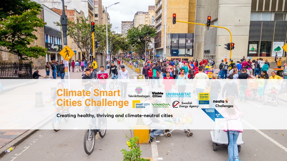 Four cities selected for the Climate Smart Cities Challenge