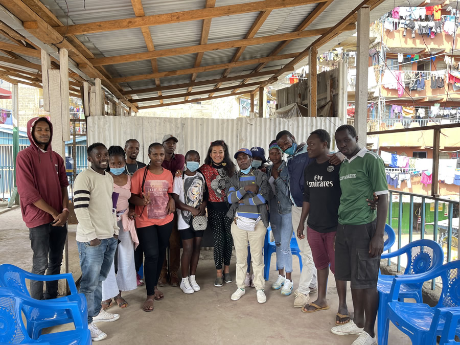 UN-Habitat celebrates youth skills for the Creative Economy for International Skills Day