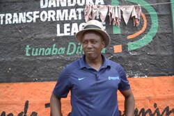 Charles Gachanga, 40, CEO, Dandora Transformation League