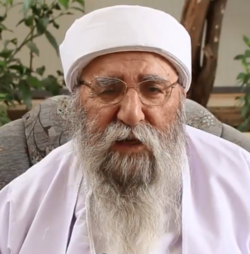 Baba Sheikh, Religious Leader of the Yazidi Community in Iraq