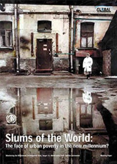 Slums of the World The face of