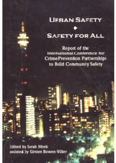 Report Urban Safety - Safety f
