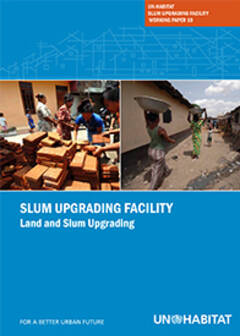 THE UN-HABITAT Slum Upgrading
