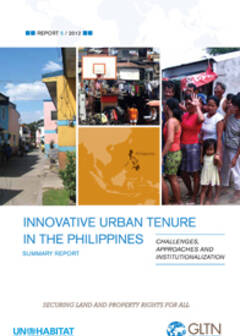 Innovative Urban Tenure in the