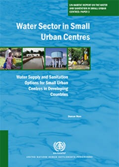 Water Sector in Small Urban Ce