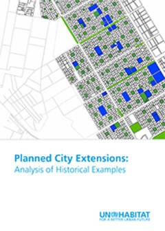 Analysis of city extensions FI