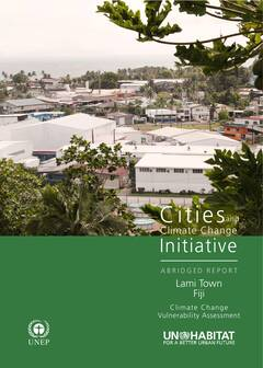 Lami Town, Republic of Fiji: Climate Change Vulnerability Assessment Cover-image