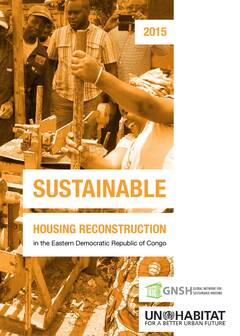 Sustainable Housing Reconstruction in the Eastern Democratic Republic of Congo Cover-image