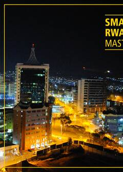 Smart city Rwanda Master plan Cover-image