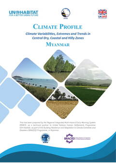 Climate Profile Myanmar - Cover Image