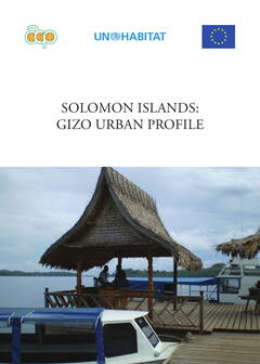 Gizo Urban Profile - Cover image