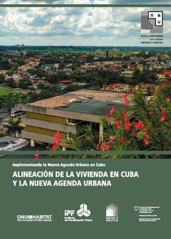 Alignment of Housing in Cuba with the New Urban Agenda - Cover image