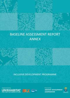 Baseline Assessment Report Cover-image