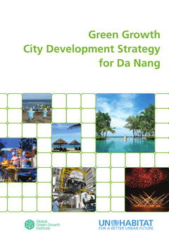 Green Growth City Development Strategy for Danang - Cover image