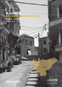 El Qobbeh Neighbourhood Profile - Cover image
