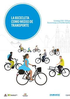 Metropolitan Public Policy of the Bicycle for Bucaramanga 2019-2030 - Cover image