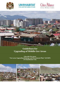 Guidelines for Upgrading of Middle area - Cover image