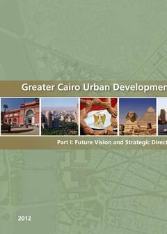 Greater Cairo Urban Development Strategy - Cover image
