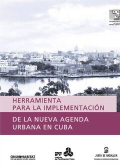 Tool for the implementation of the New Urban Agenda in Cuba - Cover image