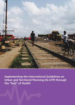 Think Piece: Implementing the IGUTP through the lens of Health - Cover image