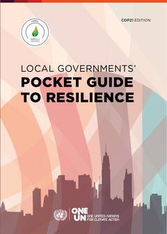 Local Government Pocket Guide to Resilience - Cover image