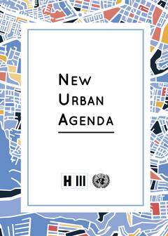 New Urban Agenda - English - Cover image