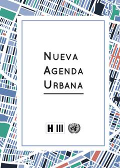 New Urban Agenda - Spanish - Cover image