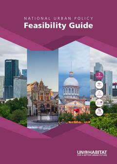 National Urban Policy - Feasibility Guide - Cover image
