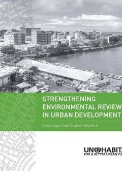 Environmental reviews in urban development-Cover image