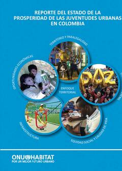Report of the State of the Prosperity of Urban Youth in Colombia - Cover image