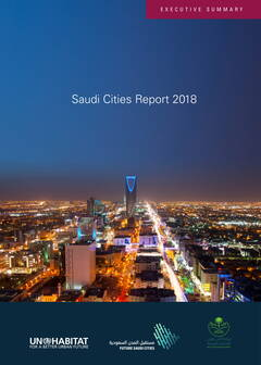 Saudi Cities Profiles Report - Cover image