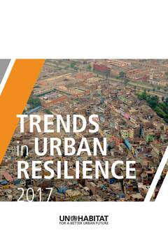 Trends in Urban Resilience - Cover image
