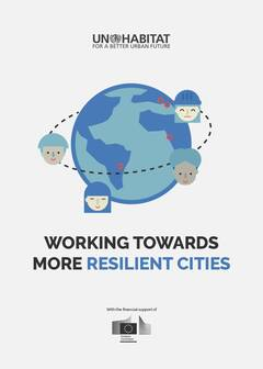 Towards Resilient Cities - Cover image