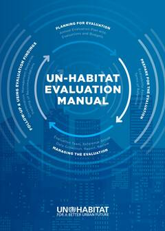 UN-Habitat Evaluation Manual cover image