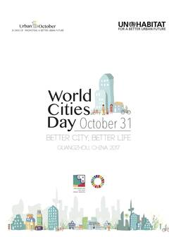 World Cities Day Report 2017 - Cover image