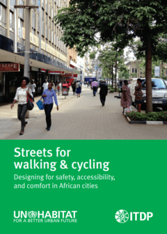 Streest for walking and cycling cover image