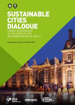 Sustainable Cities Dialogue-Cover image