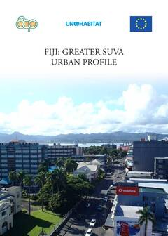 Fiji Greater Suva Urban Profile - Cover image