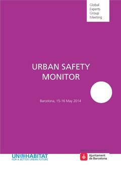 Urban Safety Monitor -  Cover image