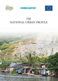Fiji National Urban Profile - Cover image
