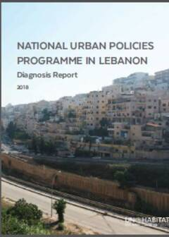 National Urban Policies Programme in Lebanon, Diagnosis report