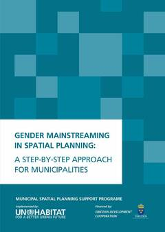 Gender mainstreaming in spatial planning - Cover image