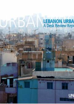 Lebanon Urban Profile -Cover image