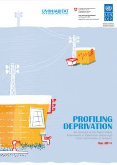 Profiling Deprivation - Cover image