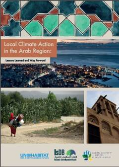 Local Climate Action in the Arab region